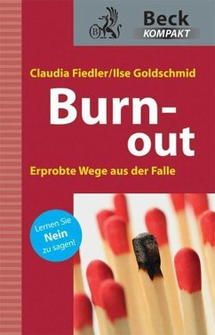 Burn-out - Fiedler, Claudia; Goldschmid, Ilse