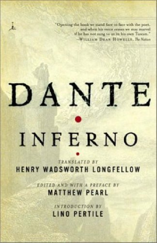 Inferno: The Longfellow Translation - Dante