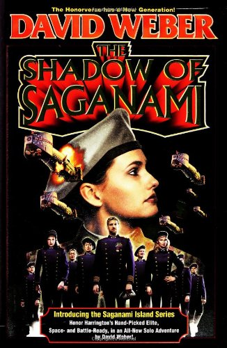 The Shadow of Saganami (Saganami Island) - David Weber