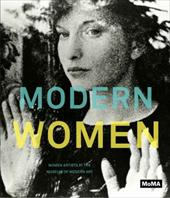 Modern Women: Women Artists at the Museum of Modern Art - Butler, Cornelia / Schwartz, Alexandra / Adler, Esther