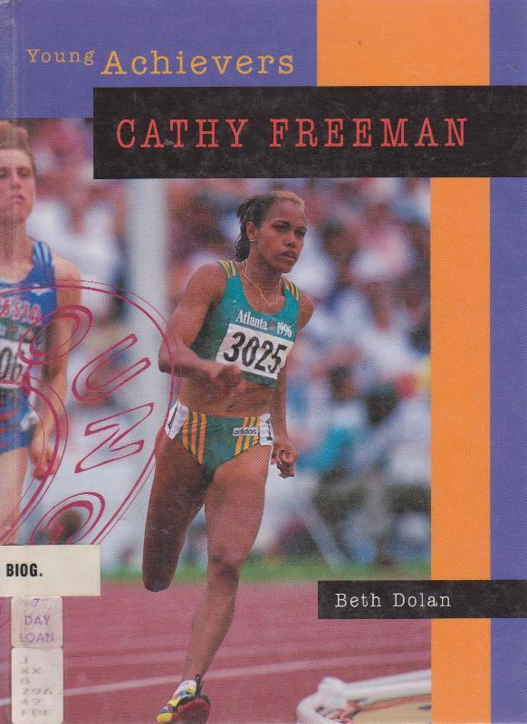 Young Achievers CATHY FREEMAN - Beth Dolan