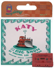 Katy and the Big Snow Book & Cassette - Virginia Lee Burton