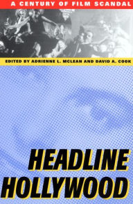 Headline Hollywood - David A. Cook