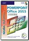 GUÍA RÁPIDA. POWERPOINT OFFICE 2003