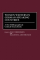 Women Writers in German-Speaking Countries - Elizabeth G. Ametsbichler; Elke P. Frederiksen