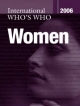 International Who's Who of Women - Routledge